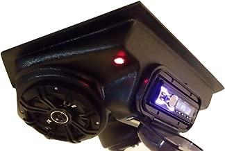 Overhead Stereo Radio Console UTV Polaris RZR Ranger Kickers