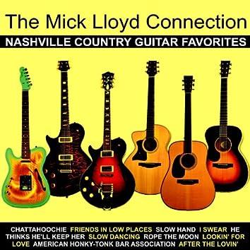 Nashville Country Guitar Favourites