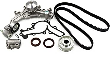 Timing Belt Water Pump Kit fits for 2007 2008 2009 2010 2011 2012 2013 2014 2015 Mitsubishi Outlander 3.0L V6 GAS SOHC