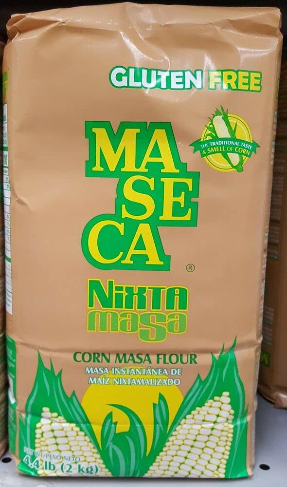 3 Pack Nixta Masa 4.4 Lbs Mix Japan Low price Maker New GlutenCorn