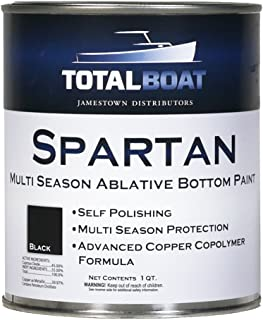 TotalBoat Spartan Boat Bottom Paint | Multi-Season Marine Antifouling