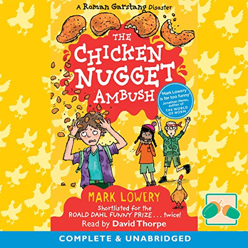 The Chicken Nugget Ambush cover art