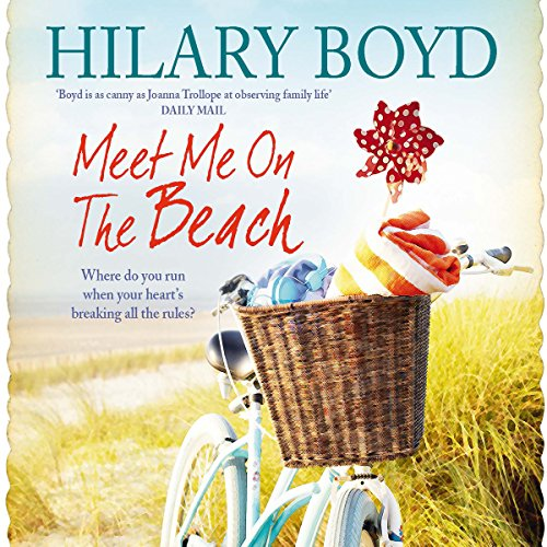 Meet Me on the Beach audiobook cover art