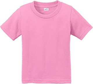 Toddler Tees - Soft and Cozy Cotton T-Shirts in 12 Colors. Sizes: 2T, 3T, 4T