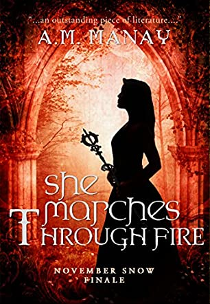 She Marches Through Fire