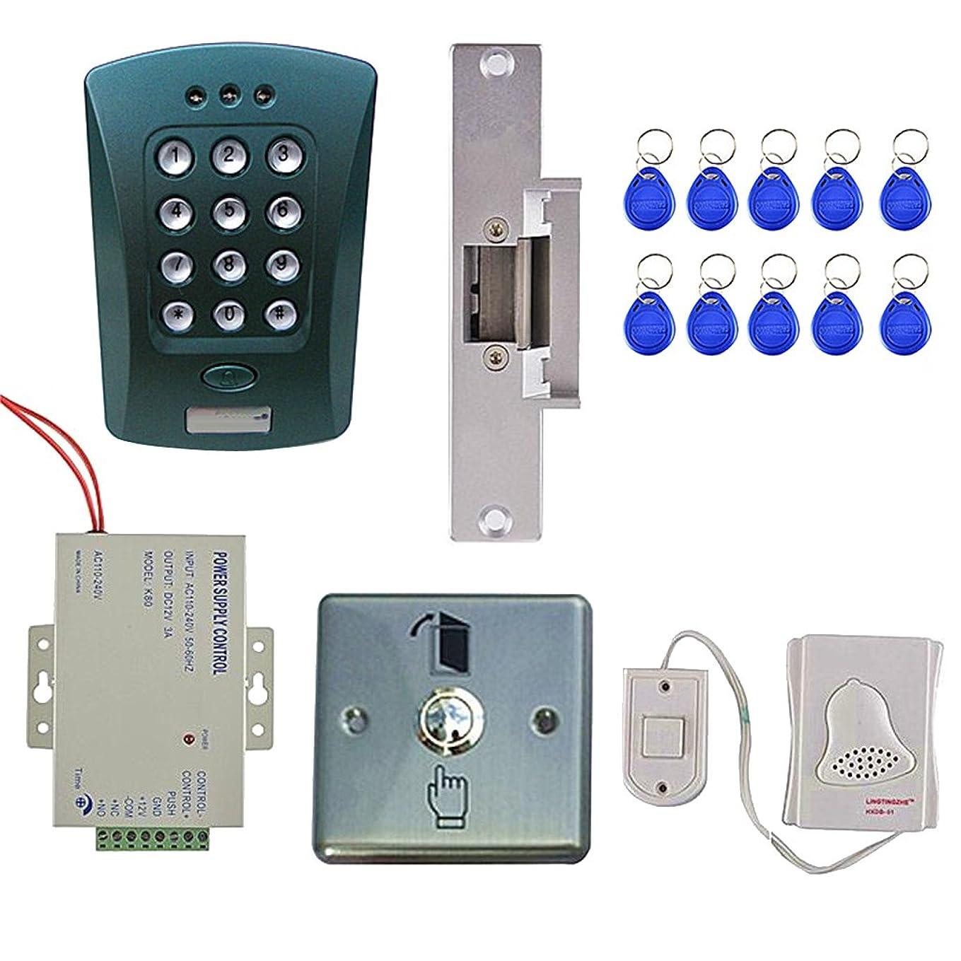 岸愛情深い投獄SONONIA 10キーフォブ カードキーパッド アクセス 制御セキュリティシステム