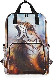 FAJRO Roaring Tiger Mochila Escolar
