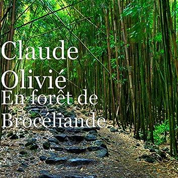 En forêt de Brocéliande