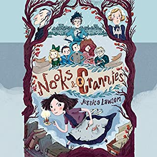 Nooks & Crannies audiobook cover art