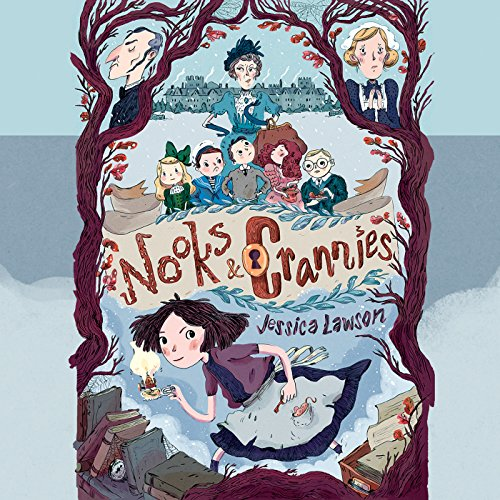 Nooks & Crannies cover art