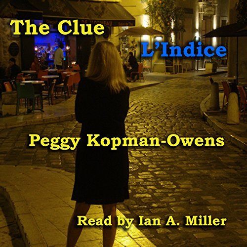 The Clue L' Indice audiobook cover art