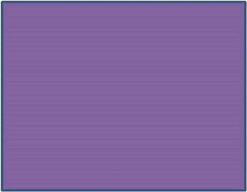 Bateau bateau couleur RAL 4005, vernis mat bleu violet