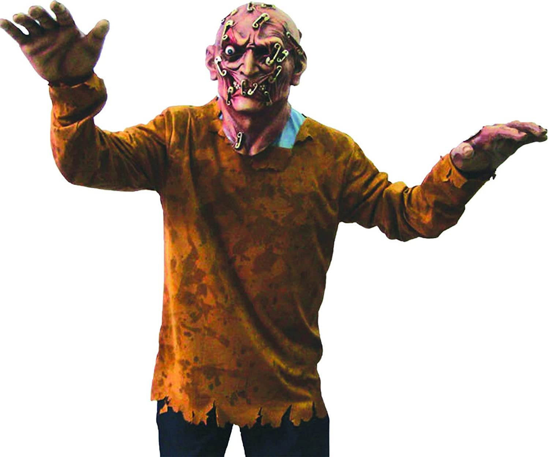 Confettery - Karnevals-Kostüm Set Zombie Pinman, One Größe, Mehrfarbig B074S5V2V6  Offizielle Webseite    Louis, ausführlich