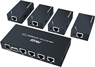Best running hdmi over cat5 Reviews