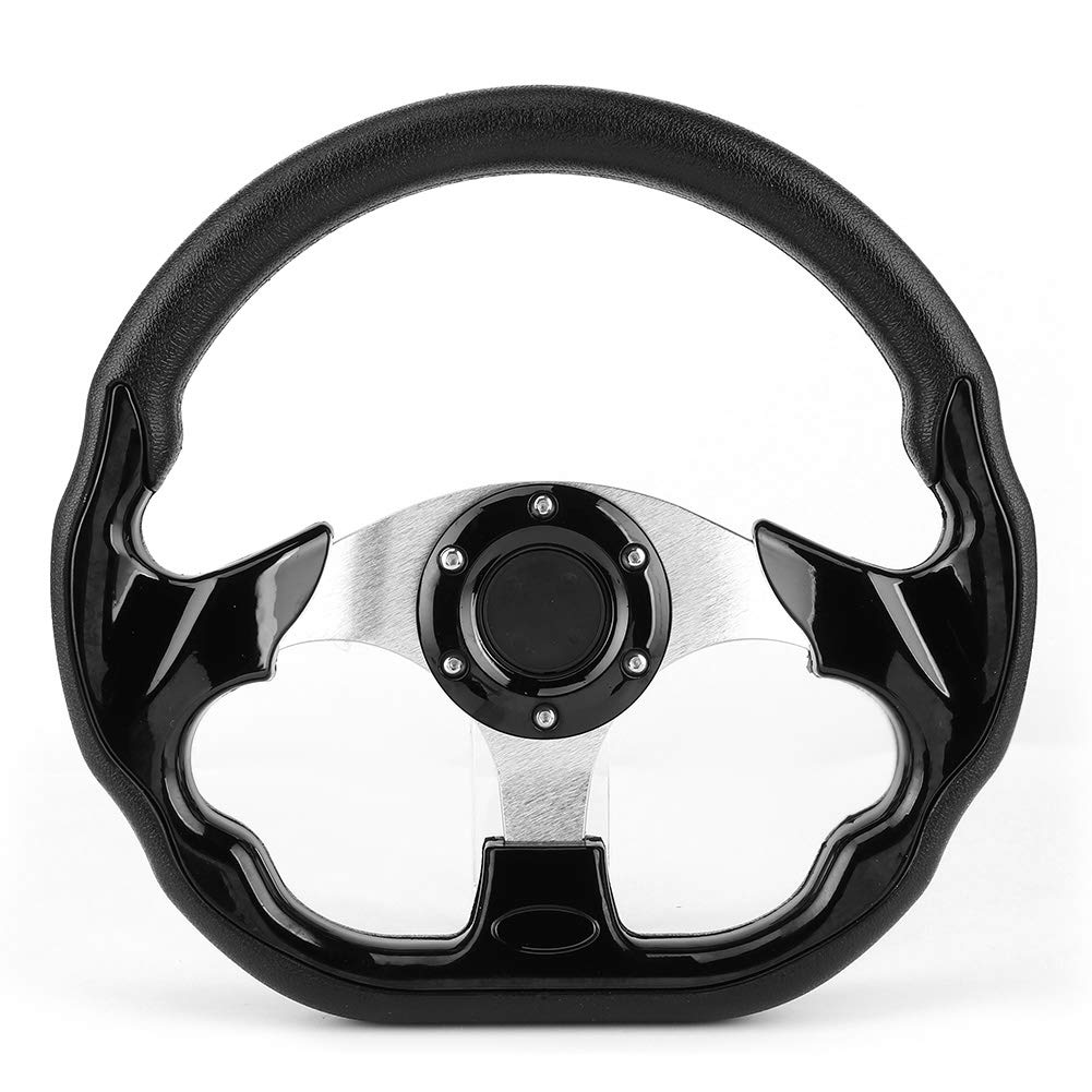 Simple Same day shipping Steering Wheel Hand Touch Feelin Q Aluminum and with Weekly update PVC
