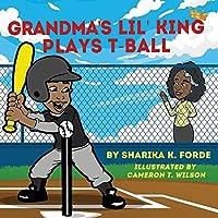 Grandma's Lil' T-Ball Player