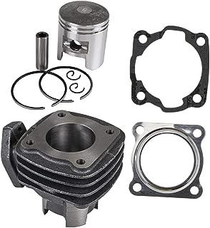 NICHE 50cc Spree Cylinder Piston Gasket Top End Kit For Honda NQ50 Elite SB50 11984-1990 2101-GK8-000