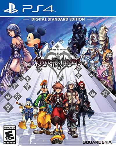 Kingdom Hearts Hd 2.8 Final Chapter Prologue – PlayStation 4 Standard Edition