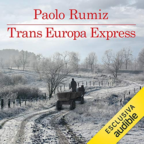 Trans Europa Express audiobook cover art