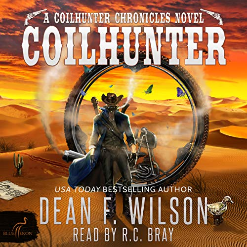 Coilhunter audiobook cover art