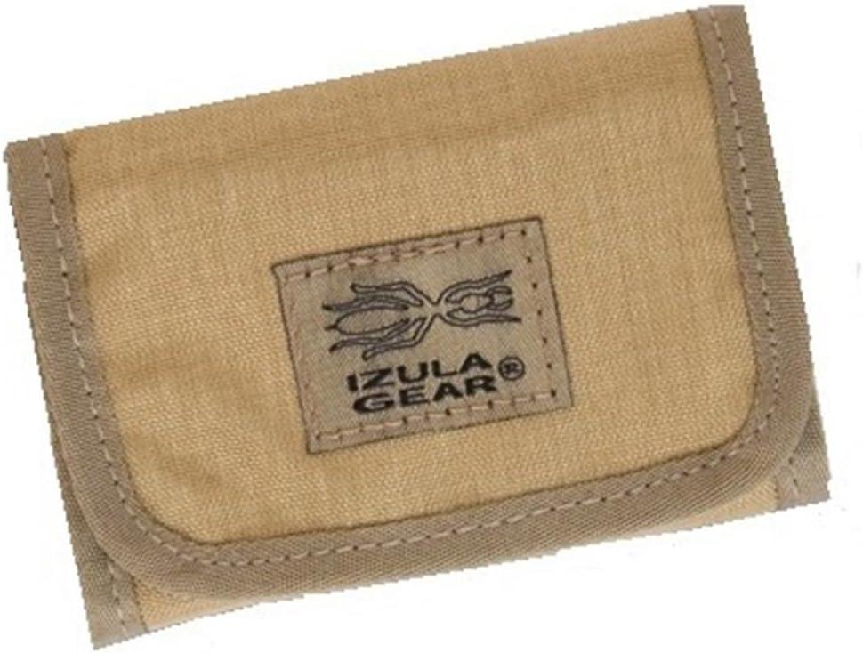 ESEE Tan Tri-Fold Cordura Wallet