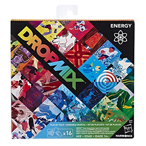 DropMix Playlist Pack (Energy)