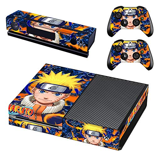 anime Xbox One Skin Set Full Faceplates Skin Console & Controller Decal Stickers Only Xbox One