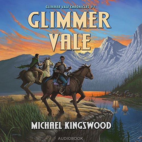 Glimmer Vale audiobook cover art