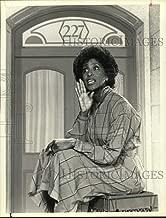 Historic Images - 1985 Press Photo Actress Marla Gibbs Stars in The Sitcom 227