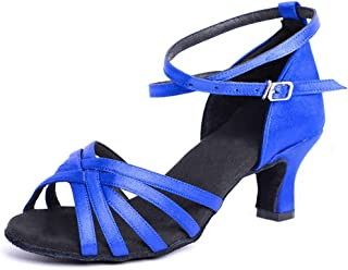 Amazon Amazon esZapatos Baile Azul Latino Amazon esZapatos Azul Baile Latino Latino Baile esZapatos kNn0OX8wP