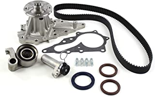 DNJ TBK944AWP Timing Belt Kit with Water Pump for 1992-2000 / Lexus / GS300, SC300 / 3.0L / DOHC / L6 / 24V / 2997cc / 2JZGE