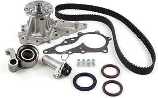 DNJ TBK944AWP Timing Belt Kit with Water Pump for 1992-2000 / Lexus / GS300, SC300 / 3.0L / DOHC / L6 / 24V / 2997cc / 2JZGE