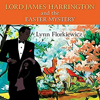 Lord James Harrington and the Easter Mystery cover art