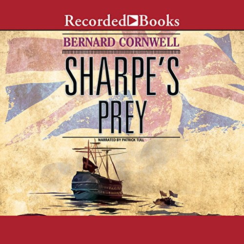 Sharpe's Prey: Denmark, 1807  By  cover art