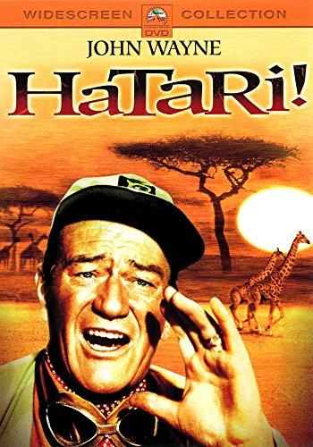 Hatari! - John Wayne [DVD]