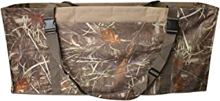 Blesiya Lightweight Durable 600D Nylon 12-Slot Deluxe Duck Decoy Bag - Camo