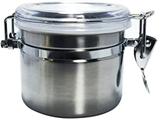 FULUSHOU Stainless Steel Cigarette Pipe Tobacco Sorage Tin Small Number Can Box Case