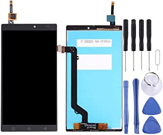 LCD Display Replacement Parts LCD Screen and Digitizer Full Assembly for Lenovo K4 Note / A7010 Mobile Phone Repair Parts