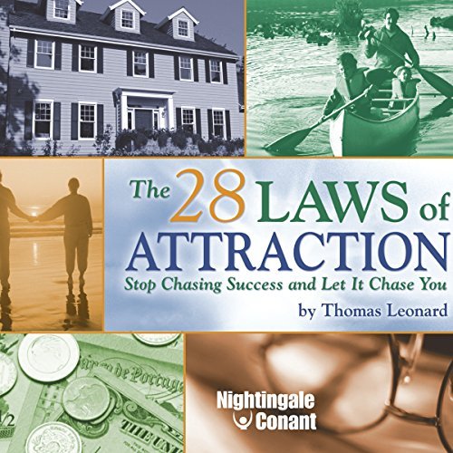The 28 Laws of Attraction cover art