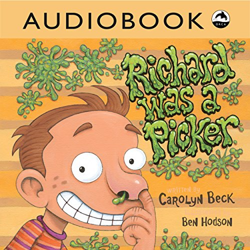 Richard Was a Picker audiobook cover art