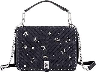Rebecca Minkoff Ladies Large Leather Shoulder Bag HS18EBMD30001