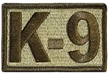 K-9 Tactical Patch 2'x3' - Atac-tan