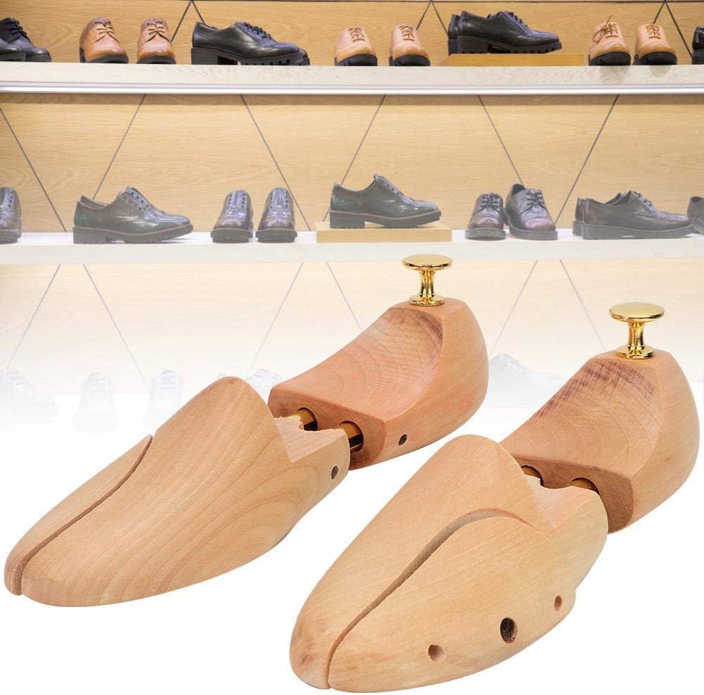 Hombres 2 Piezas Hombres Mujeres Soporte para Zapatos Camilla Ajustable para el hogar 35 36 Moldeador de Zapatos para Mujeres Alinory Anti-difamaci/ón Antiarrugas