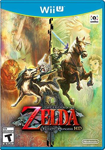 The Legend of Zelda: Twilight Princess HD - Wii U [Digital Code]