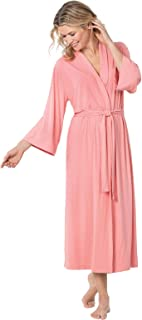 Addison Meadow Womens Robe Wrap - Womens Robes Long Soft with Belt