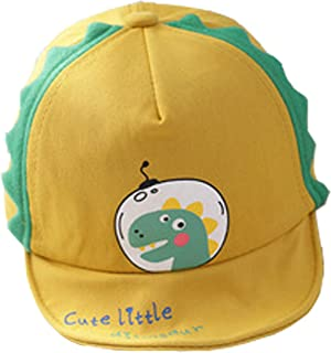 Fatu Fashion Infant Baby Baseball Cap Duck Cap Toddler Kids Cute Cartoon Caps Sun Protection Children Adjustable Hats
