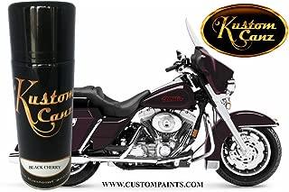 Kustom Canz Harley Davidson Black Cherry - 12oz Aerosol can - Paint Code BL64193