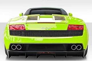 gallardo rear diffuser