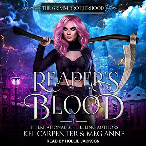 Reaper's Blood  By  cover art