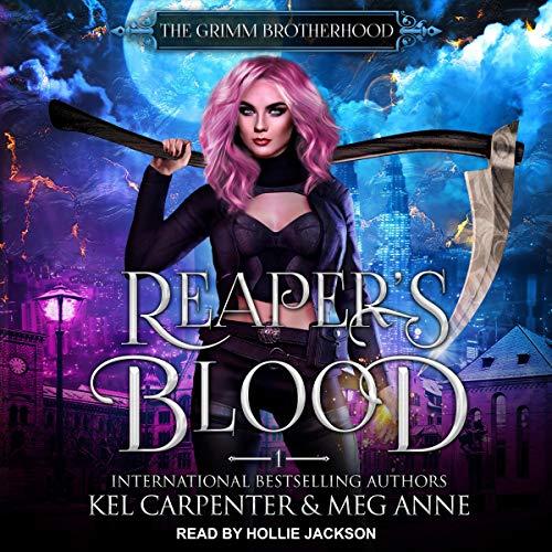 Reaper's Blood cover art